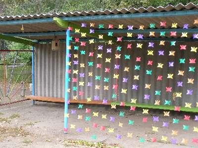 Оформление веранд в детском саду летом своими руками 49