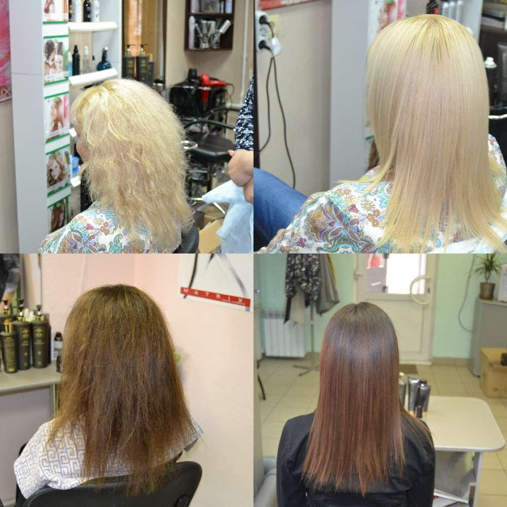 Как восстановить волос после химической завивки в домашних условиях 588