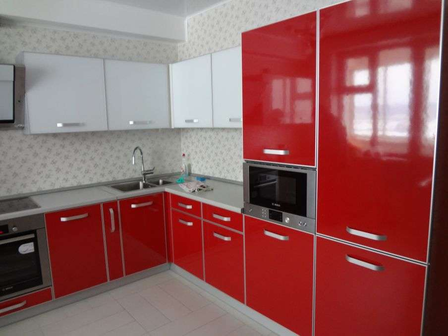 Кухня алюминиевый профиль 132
